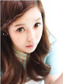 ♡870円♡HELLO HONEY BROWN